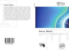 Bookcover of Percy Beard