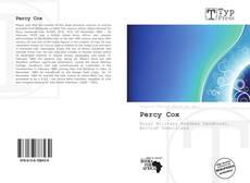 Bookcover of Percy Cox