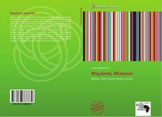Bookcover of Wayland, Missouri