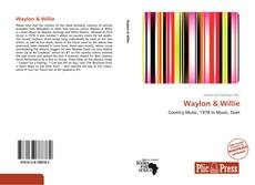 Bookcover of Waylon & Willie