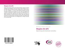 Capa do livro de Waylon At Jd'S