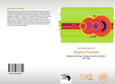 Bookcover of Waylon Forever