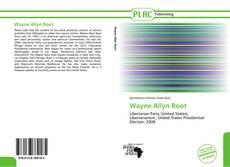 Copertina di Wayne Allyn Root