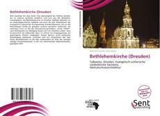 Portada del libro de Bethlehemkirche (Dresden)