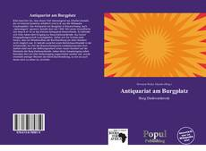 Bookcover of Antiquariat am Burgplatz