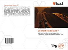 Capa do livro de Connecticut Route 97
