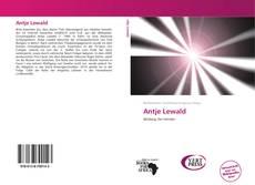 Buchcover von Antje Lewald