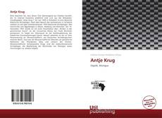 Bookcover of Antje Krug
