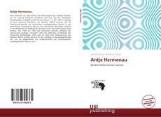 Buchcover von Antje Hermenau