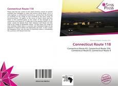 Buchcover von Connecticut Route 118