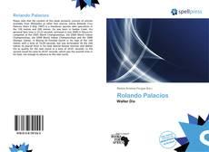 Portada del libro de Rolando Palacios