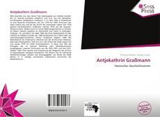 Capa do livro de Antjekathrin Graßmann