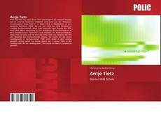 Buchcover von Antje Tietz