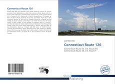 Capa do livro de Connecticut Route 126