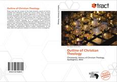 Bookcover of Outline of Christian Theology
