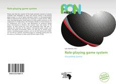 Couverture de Role-playing game system
