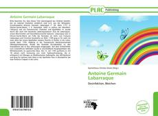 Couverture de Antoine Germain Labarraque