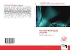 Rolando Rodríguez Lobaina的封面