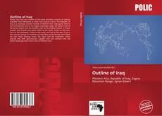 Couverture de Outline of Iraq