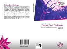 Couverture de Tekken Card Challenge