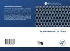 Bookcover of Antoine-Léonard de Chézy