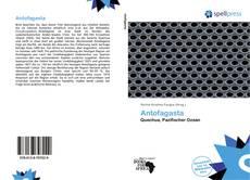 Buchcover von Antofagasta
