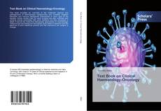 Bookcover of Text Book on Clinical Haematology-Oncology