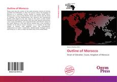 Couverture de Outline of Morocco