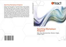 Bookcover of Sporting Olympique Avignon