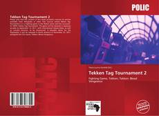 Tekken Tag Tournament 2 kitap kapağı