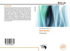 Bookcover of Rolf Beeler