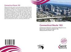 Bookcover of Connecticut Route 183