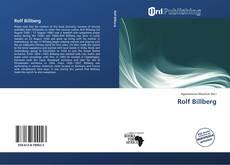 Rolf Billberg的封面