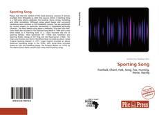 Buchcover von Sporting Song