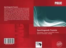 Capa do livro de Sportingoods Tryonia