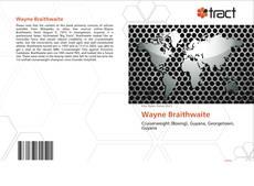 Обложка Wayne Braithwaite
