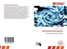 Bookcover of Antoinette Bourignon