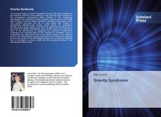 Bookcover of Gravity Syndrome
