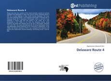 Capa do livro de Delaware Route 4