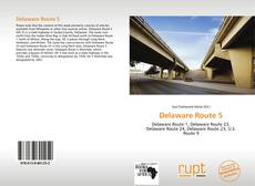 Bookcover of Delaware Route 5