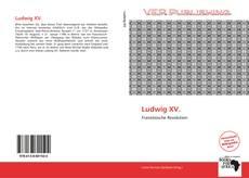 Couverture de Ludwig XV.