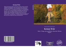 Buchcover von Krásný Dvůr