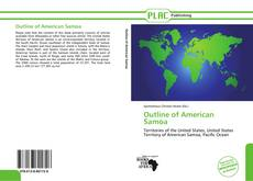 Bookcover of Outline of American Samoa
