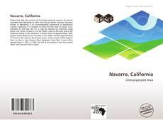 Copertina di Navarro, California
