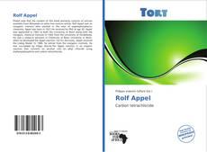 Borítókép a  Rolf Appel - hoz