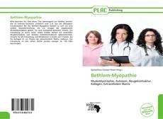 Bethlem-Myopathie kitap kapağı