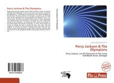 Percy Jackson & The Olympians kitap kapağı