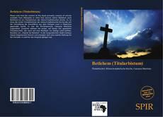 Capa do livro de Betlehem (Titularbistum)