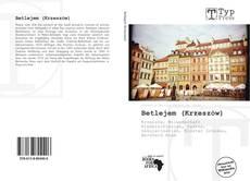 Portada del libro de Betlejem (Krzeszów)