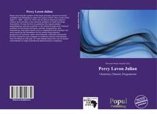 Buchcover von Percy Lavon Julian